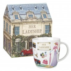 Churchill At Your Leisure ''Her Ladyship'' Mug
