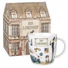 Churchill At Your Leisure ''His Lordship'' Mug