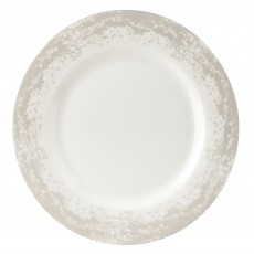 Churchill Harlequin Englomise 28cm Rim Dinner Plate
