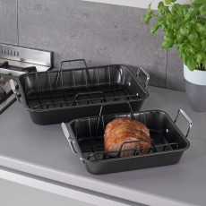 Stellar Roaster with Rack 40 x 28cm
