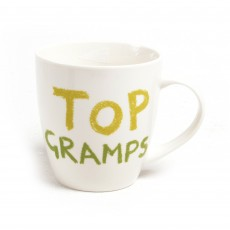 Jamie Oliver Cheeky ''Top Gramps'' Mug