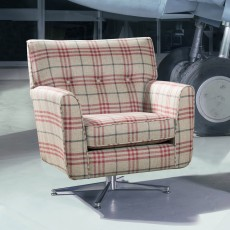 Stratus Swivel Chair Fabric SE