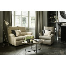 Parker Knoll Lincoln Armchair Fabric A