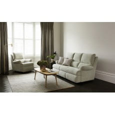 Parker Knoll Lincoln 3 Seater Sofa Fabric A