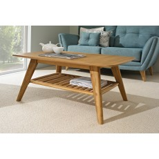 Bjorn Oak Coffee Table