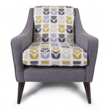 Stavanger Accent Chair Fabric A