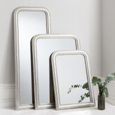Gallery Worthington Silver Mirror Large