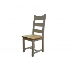 Aquitane Weathered Oak Dining Chair