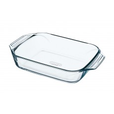 Pyrex Optimum 27cmx17cm Rectangular Roaster
