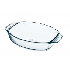 Pyrex Optimum 30cmx31cm Oval Roaster