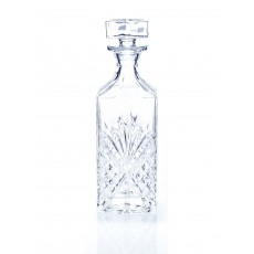 Newgrange Living Adare 750cc Square Decanter
