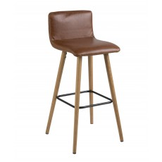 Frida Bar Stool Vintage Brandy