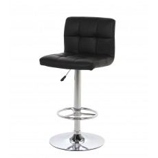 Hot Bar Stool Black