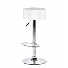 Dumpling Bar Stool White