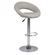 Plump Bar Stool Taupe