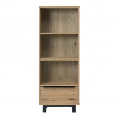 Castillo Wild Oak Bookcase