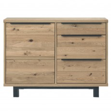 Castillo Wild Oak Narrow Sideboard