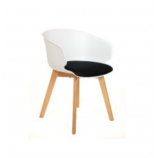 Remco White Dining Chair