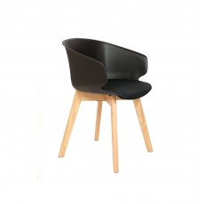 Remco Black Dining Chair