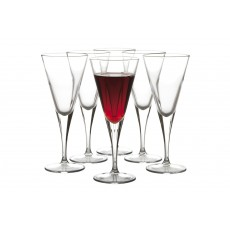 Maxwell & Williams Vertigo Set Of 6 Wine Glasses