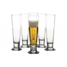 Maxwell & Williams Vertigo Set Of 6 Pilsner Glasses