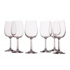 Maxwell & Williams Casa Domani Evolve Set Of 6 White Wine Glasses