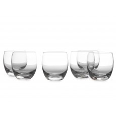 Maxwell & Williams Casa Domani Evolve Set Of 6 Tumbler Glasses