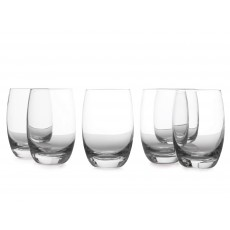 Maxwell & Williams Casa Domani Evolve Set Of 6 Hi Ball Glasses