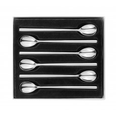 Stellar Rochester 6 Piece Latte Spoon Set