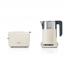 Bosch Styline Cream 2 Slice Toaster