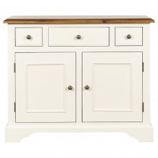 Paradis Painted Narrow Sideboard