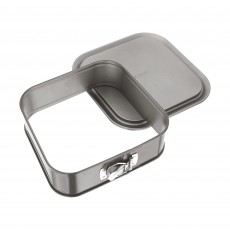 Judge 23x23cm Springform Square Cake Tin