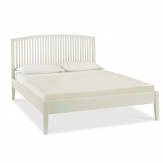Julie Painted King (150cm) Slatted Bedstead
