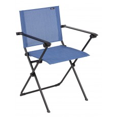 Lafuma Anytime Premium Blue Foldable Armchair