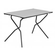 Lafuma 4 Person Anytime Stone Rectangular Foldable Table