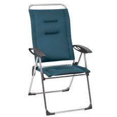 Lamfuma Cham'elips Air Comfort Coral Blue Foldable Sun Chair