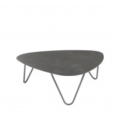 Lafuma Cocoon Volcanic Lounge Sun Coffee Table