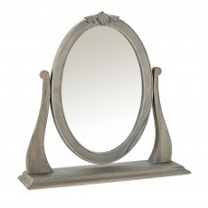 Wills & Gambier Camille Oak Vanity Mirror