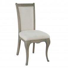 Willis & Gambier Camille Oak Upholstered Bedroom Chair