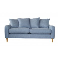 Matilda 3 Seater Sofa Scatter Back Fabric B