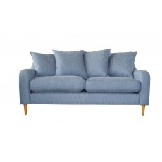 Matilda 2 Seater Sofa Scatter Back Fabric B