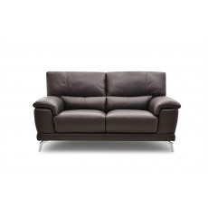 Benevento 3 Seater Sofa & 2 Seater Sofa Leather Category 10 Shale