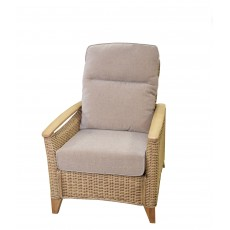 Daro Farringdon Antique Honey Armchair Fabric C