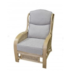 Daro Upton Natural Armchair Fabric A