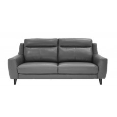 Cannetto 2.5 Seater Sofa Leather Category 25