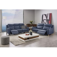Cannetto 2 Seater Sofa Leather Category 25
