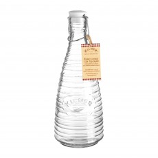 Kilner 850ml/0.85L Water/Cordial Clip Top Bottle