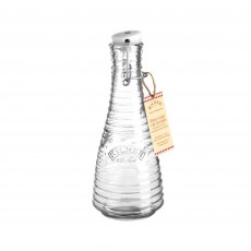 Kilner 450ml/0.45L Water/Cordial Clip Top Bottle