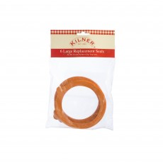 Kilner 3 Litre Pack of 6 Replacement Rubber Seals