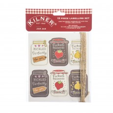 Kilner 13 Piece Labelling Set